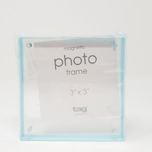 Other - Magnetic Photo Frame, Square, 3in x 3in